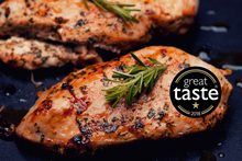 Load image into Gallery viewer, 2 x Chicken skinless breasts/fillets  (Plain and Glazed options)