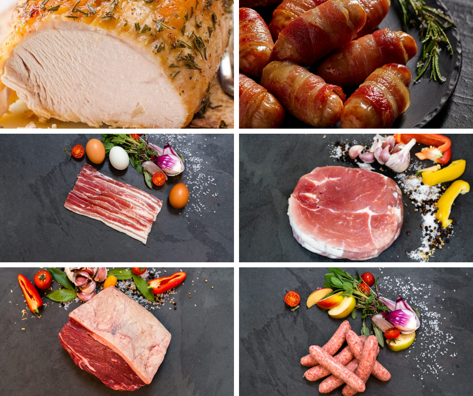 TMC Christmas Meat Package - available from 21/12 only. Pre-order now