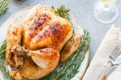 Hot Whole Roast Chicken - collect from shop only