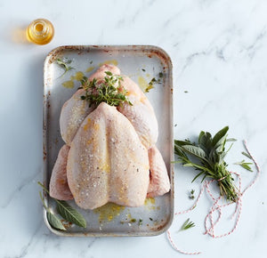 Fresh Large Yorkshire Whole Christmas Chicken (approx. 3.8 kg / 8.4 lb) (available from 21/12)