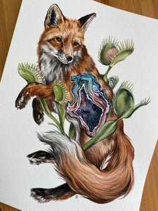 Fox and agate original