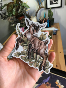 Goat + Horse stickers