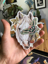Load image into Gallery viewer, Goat + Horse stickers