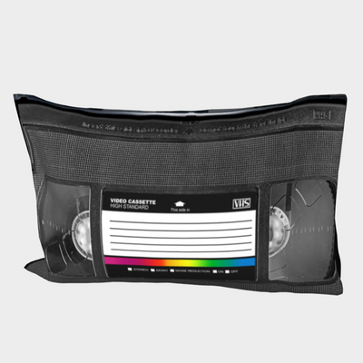 VHS Pillow case