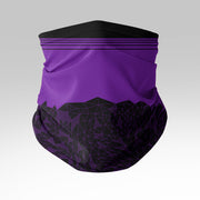 Shattered Node gaiter (Purple)