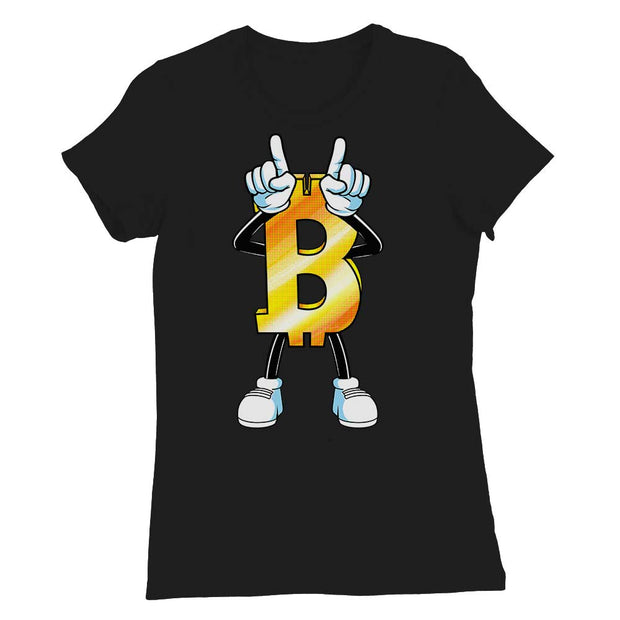 Ladies BTC Bullrun Tee
