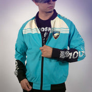 Men's GT Bomber Jacket - Vapormint