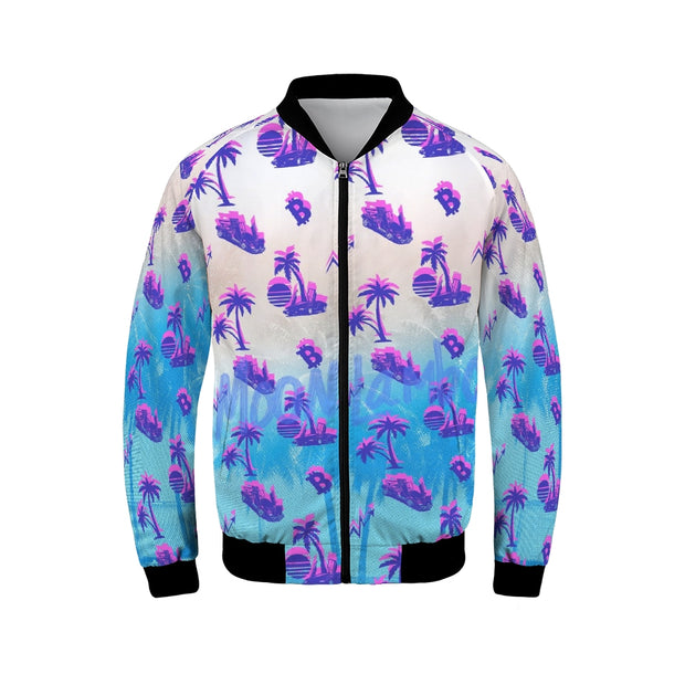 Lambo Breeze Mens Men's Bomber Jacket