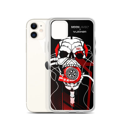 DLNQNT iPhone Case