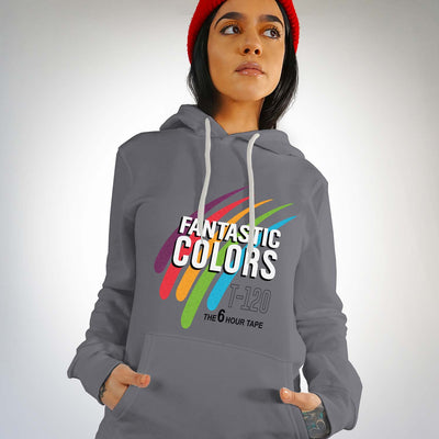 Fantastic Colors Raglan SS