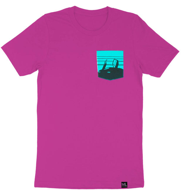 Mens Lambo in my pocket tee