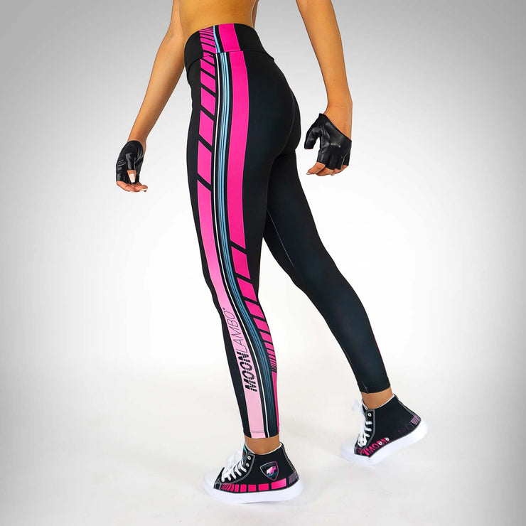 ML Retro Wave Leggings Women's Yoga Pants