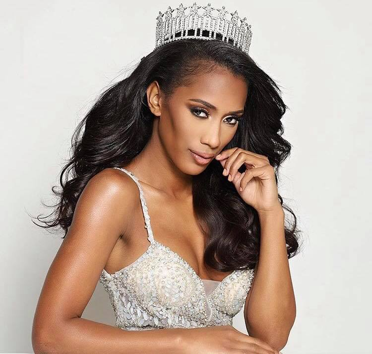 Evana Couture worn by Miss Nevada USA 2019 - Tianna Tuamoheloa