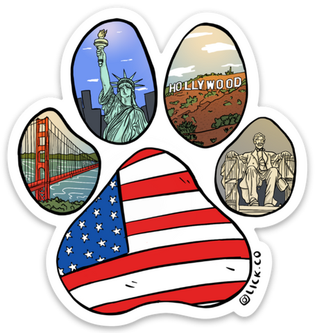 USA PAWS - LICKco