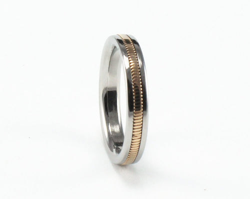 Guitar String Ring Narrow