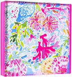 Lilly Pulitzer Acrylic Frame