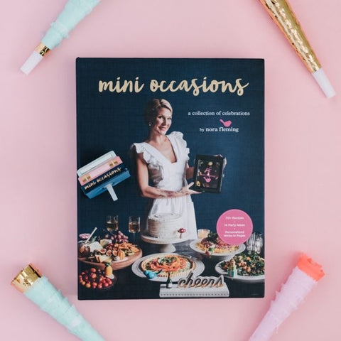 mini occasions book and mini set!