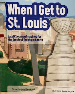 When I Get to St.Louis Book