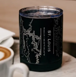 St. Louis Map Insulated Cup