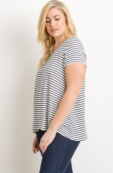 Perfectly Striped T