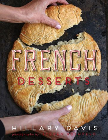 French Desserts Book