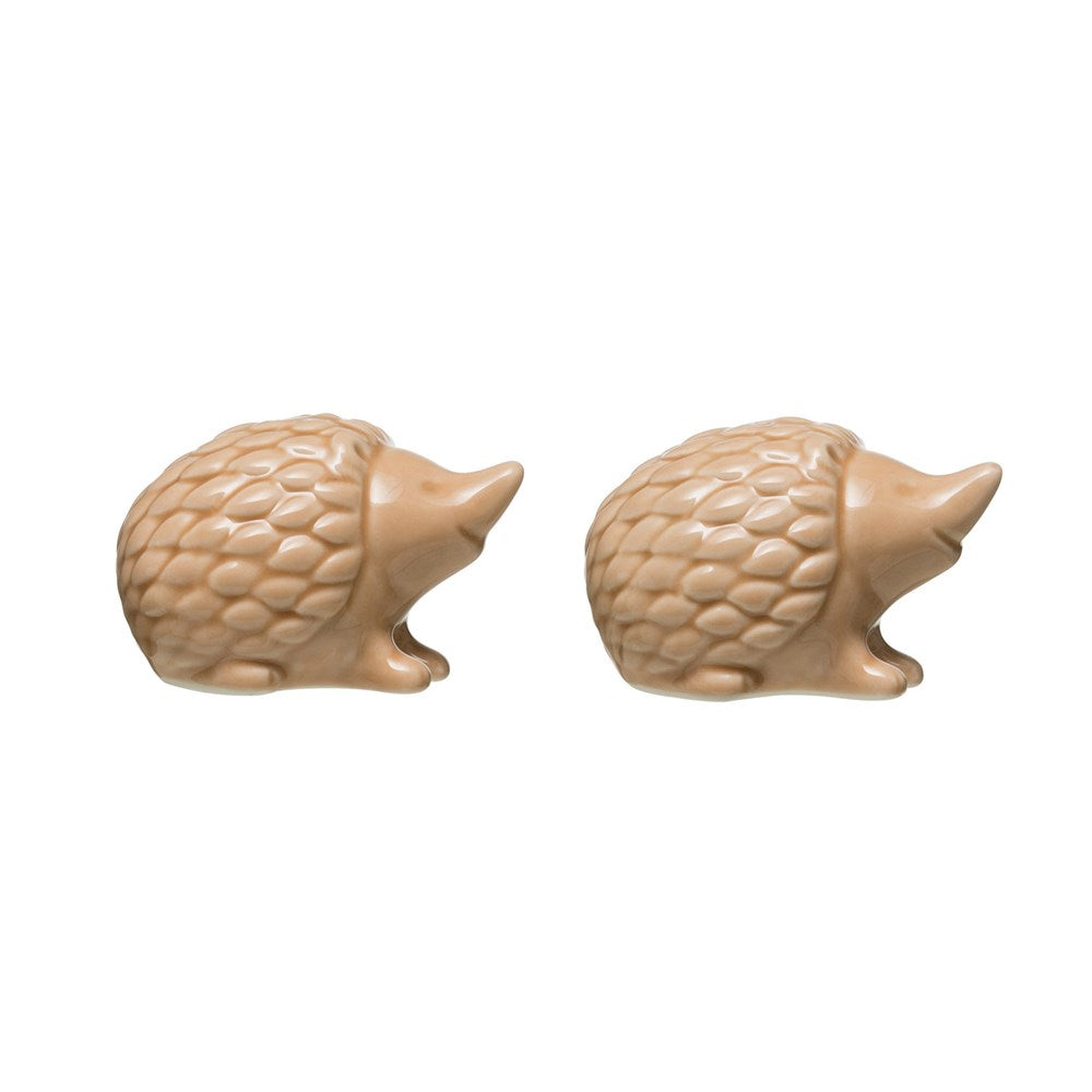 Hedgehog Salt & Pepper Shaker Set