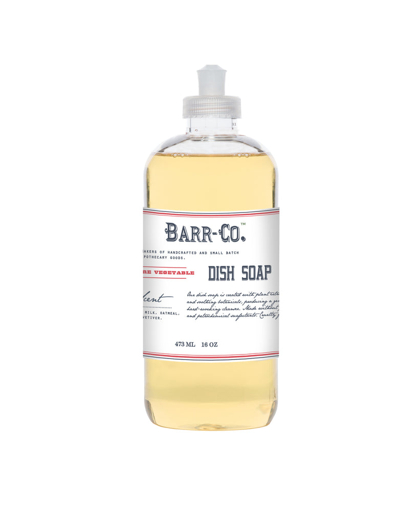 Barr Co. Dish Soap, Original Scent