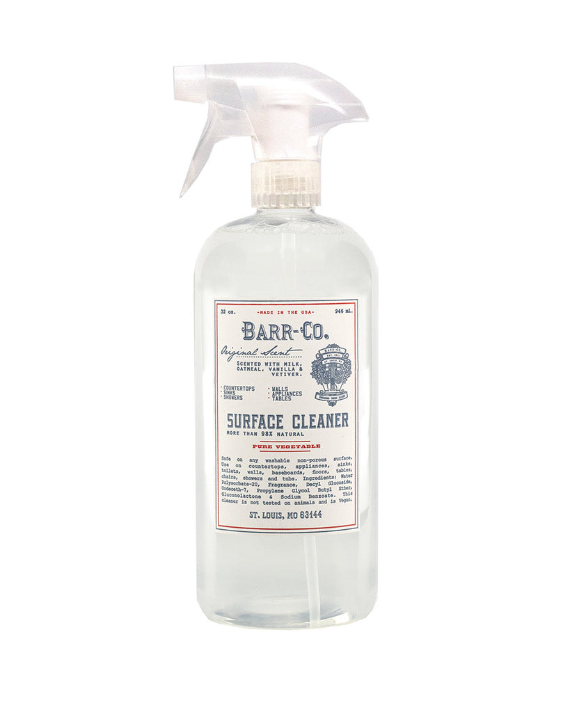 Barr Co. Surface Cleaner, Original Scent
