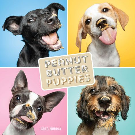 Peanut Butter Puppies Book
