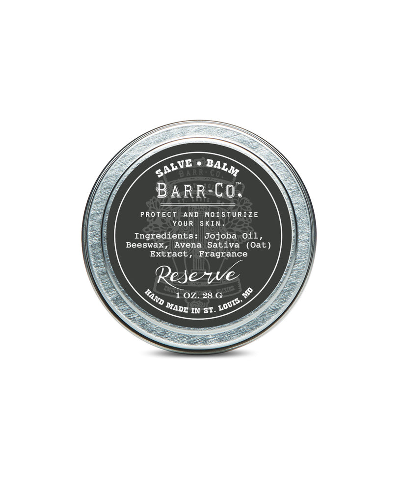 Barr Co. Reserve Hand Salve