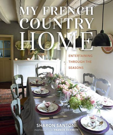 My French Country Home Book