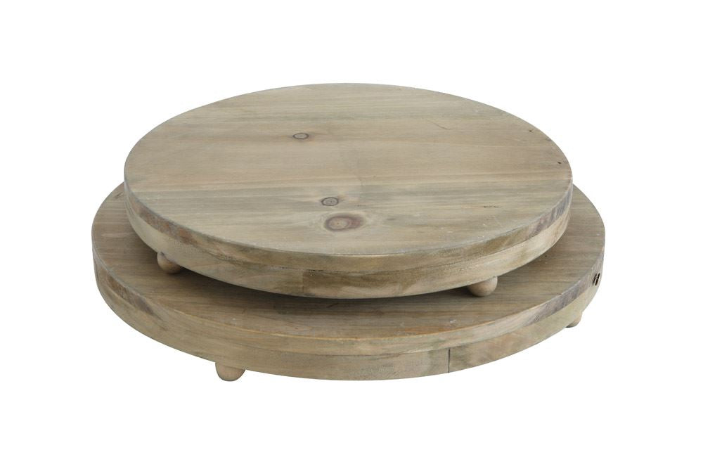 Decorative Wood Pedestal