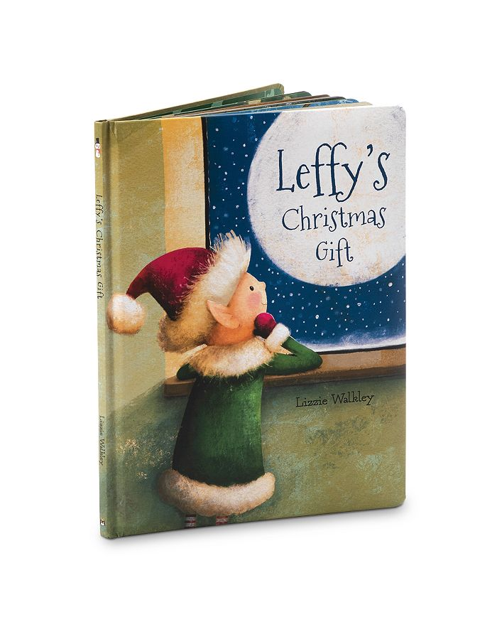 "Jellycat ""Leffy's Christmas Gift"" Book"