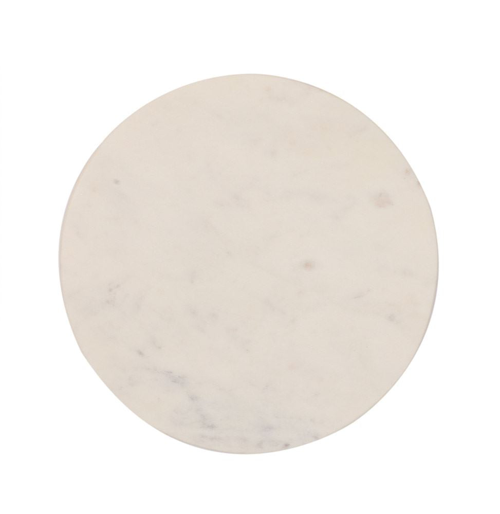 8 Inch Round Marble Cheese Board