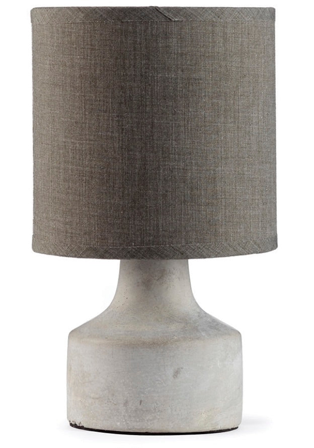 Liev Mini Concrete Lamp