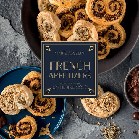 French Appetizers Book