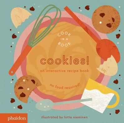 Cook in a Book Interactive Recipe Book - Cookies!