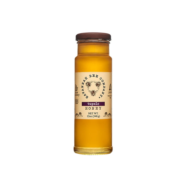 Savannah Bee Company Tupelo Honey, 12 Ounce