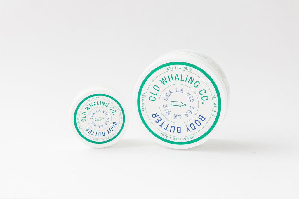 Old Whaling Company - Sea La Vie Travel-Size Body Butter (2oz)