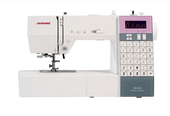 Janome Model DKS30 Special Edition