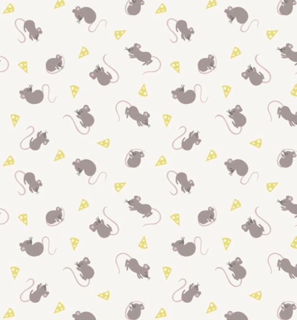 Small Things country Creatures ASM13.1 Mice cream