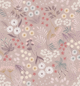 """Fairy Clocks "" by Lewis and Irene A509.2 Warm Linen Fairy Plants"