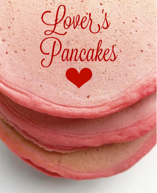 Lover's Pancakes