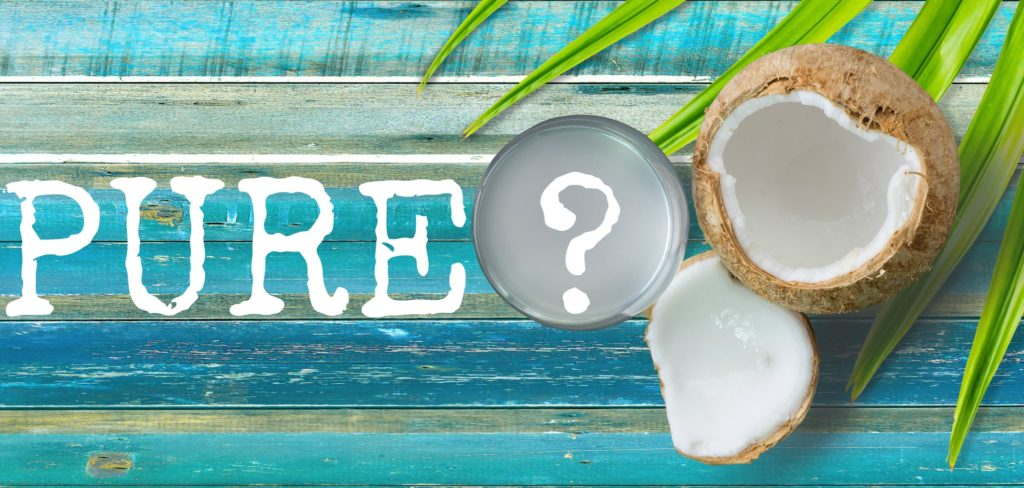 What's In Your Fractionated Coconut Oil?