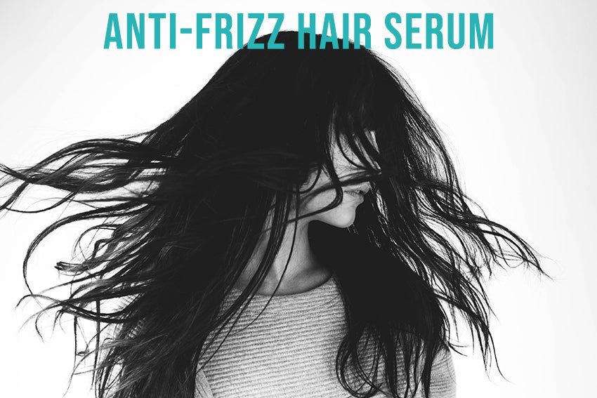 Anti-Frizz Hair Serum