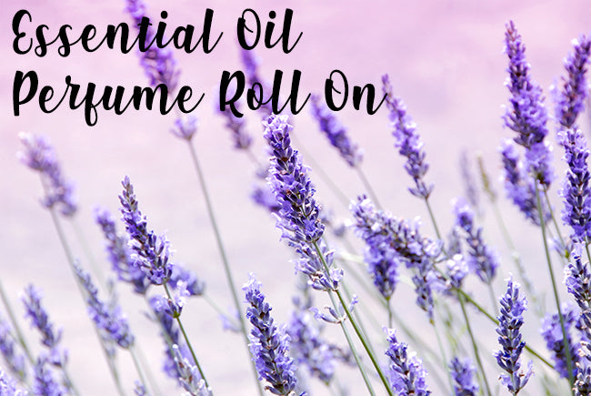 Essential Oil Perfume Roll On