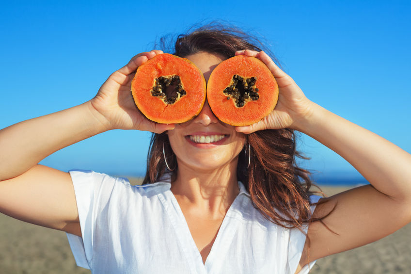 The Healthy Skin Benefits of Papaya