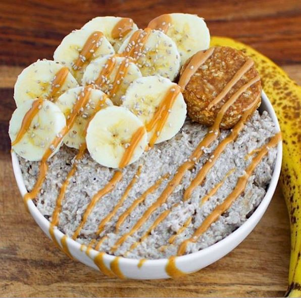 Peanut Butter Chia Pudding