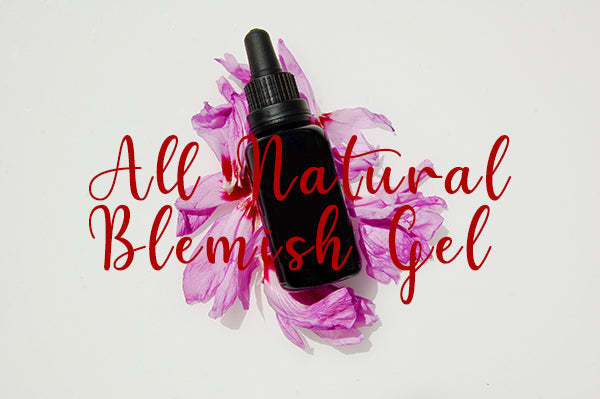 All Natural Blemish Gel