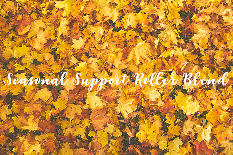 Seasonal Support Roller Blend